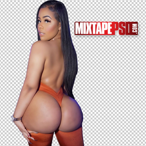 Mixtape Cover Model Pose 612, Mixtape Models, Flyer Models, Models for Flyers, Models