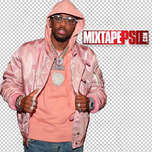Rapper Fabolous Cut PNG 3