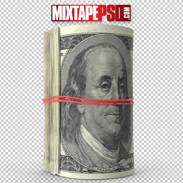 HD Money Roll 2, Mixtape PSD, Mixtapepsd, Mixtape Cover Templates, Free Mixtape PSD Templates