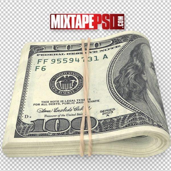 HD Money Rubber Band, Mixtape PSD, Mixtapepsd, Mixtape Cover Templates, Free Mixtape PSD Templates
