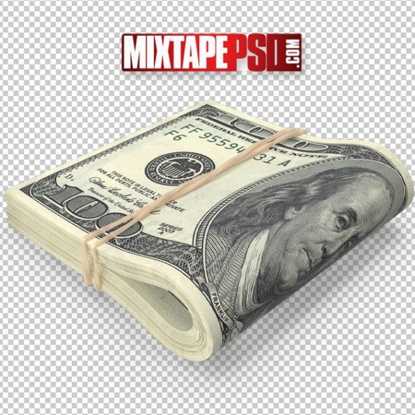 HD Money Rubber Band 2, Mixtape PSD, Mixtapepsd, Mixtape Cover Templates, Free Mixtape PSD Templates
