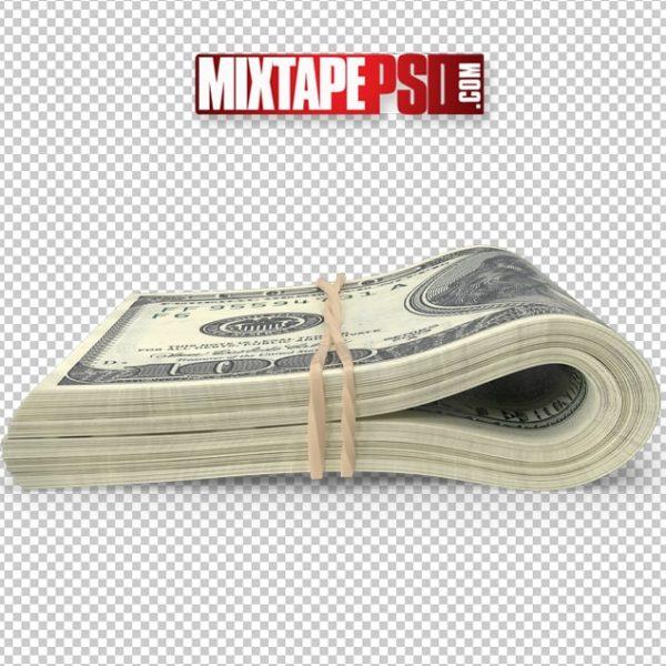 HD Money Rubber Band 3, Mixtape PSD, Mixtapepsd, Mixtape Cover Templates, Free Mixtape PSD Templates