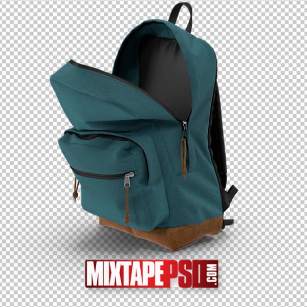 HD Open Backpack