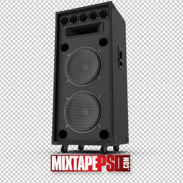 HD Stage Speaker
