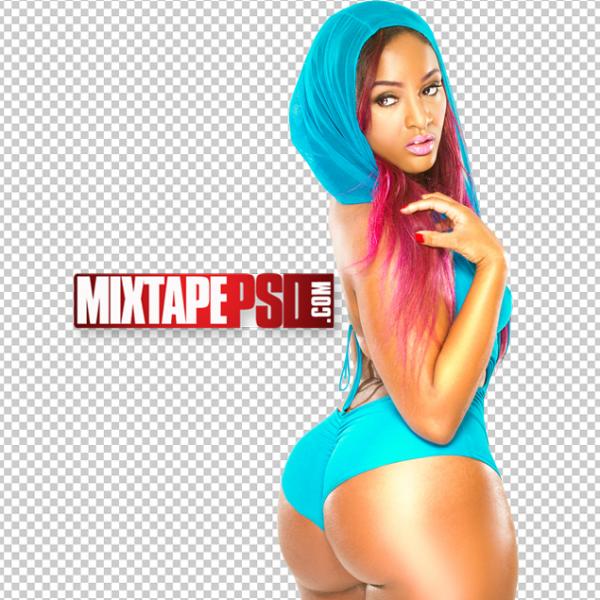 Mixtape Cover Model Pose 626