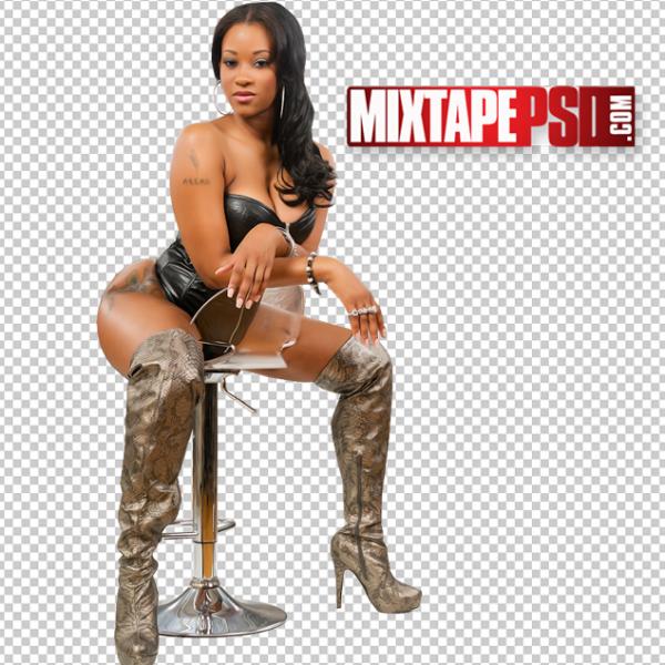 Mixtape Cover Model Pose 618