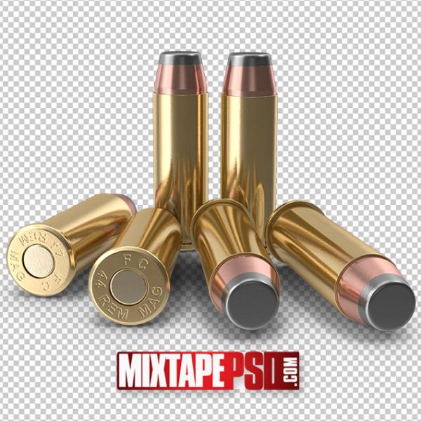 HD 44 Magnum Cartridges 2