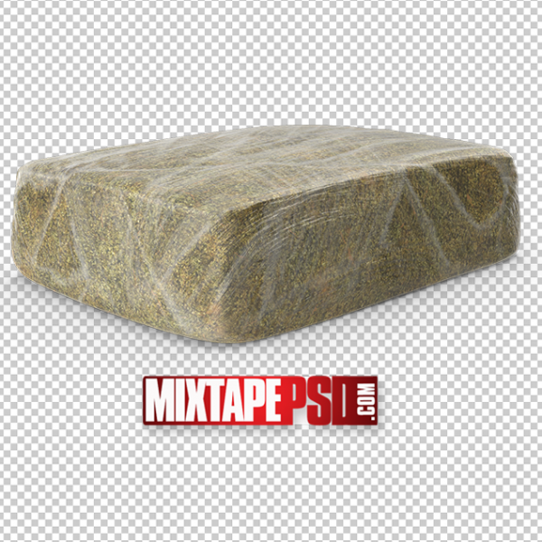 HD Large Wrapped Drug Brick 4
