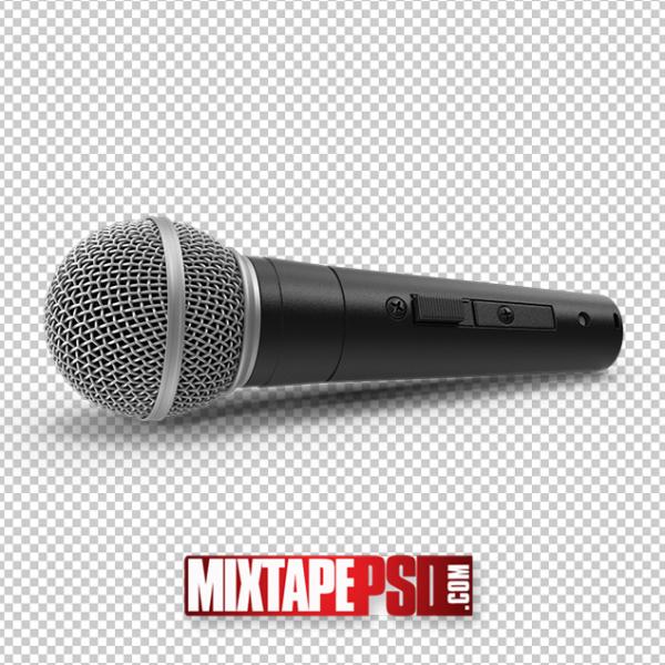HD Microphone PNG