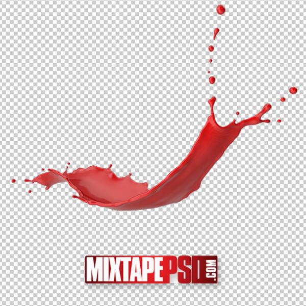 HD Paint Splash PNG 2