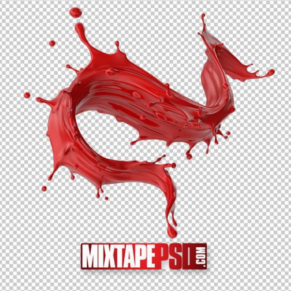 HD Paint Splash PNG 5