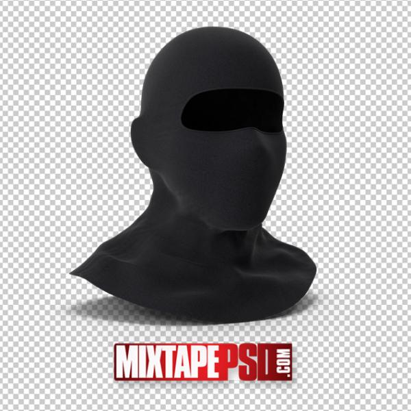 HD Police Ski Mask 2