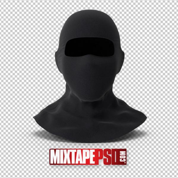 HD Police Ski Mask