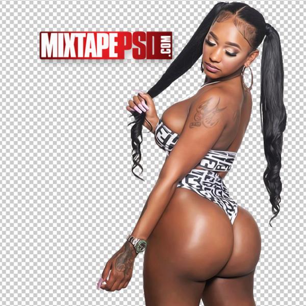Mixtape Cover Model Pose 637