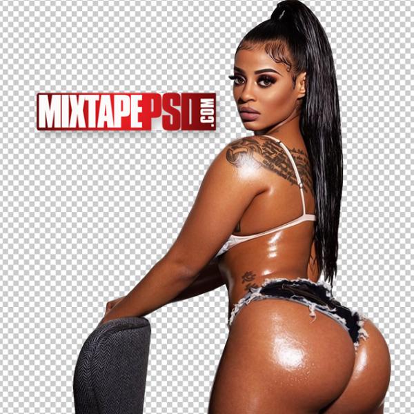 Mixtape Cover Model Pose 647