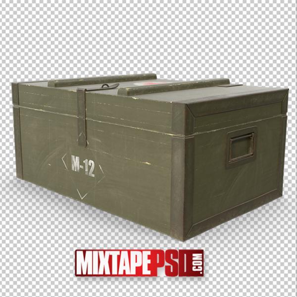 HD Army Medical Box PNG