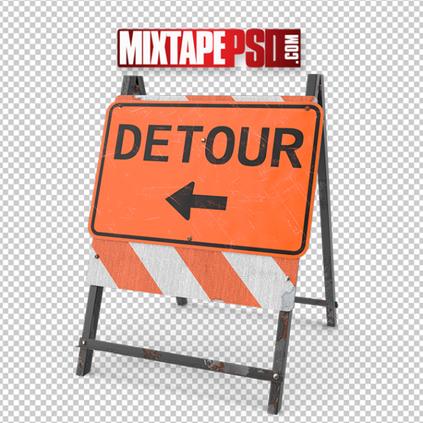 HD Detour Sign, PNG Images, Free PNG Images, Png Images Free, PNG Images with Transparent Background, png transparent images, png images gallery, background png images, png background images, images png, free png images download, royalty free ping images