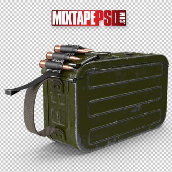 HD Machine Gun 100 Round Ammunition Box , PNG Images, Free PNG Images, Png Images Free, PNG Images with Transparent Background, png transparent images, png images gallery, background png images, png background images, images png, free png images download, royalty free ping images