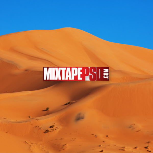 HD Sand Dune Landscape Background Wallpaper 2