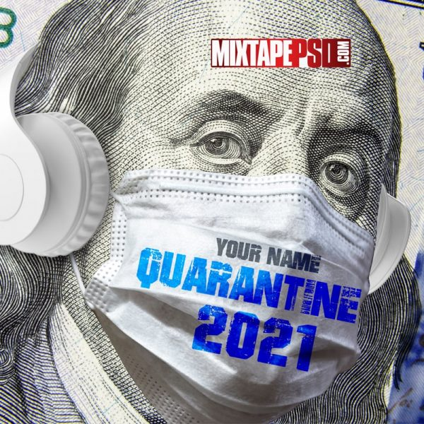 Mixtape Cover Template Quarantine 2021