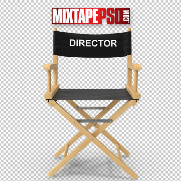 HD Director Chair 2, PNG Images, Free PNG Images, Png Images Free, PNG Images with Transparent Background, png transparent images, png images gallery, background png images, png background images, images png, free png images download, royalty free ping images