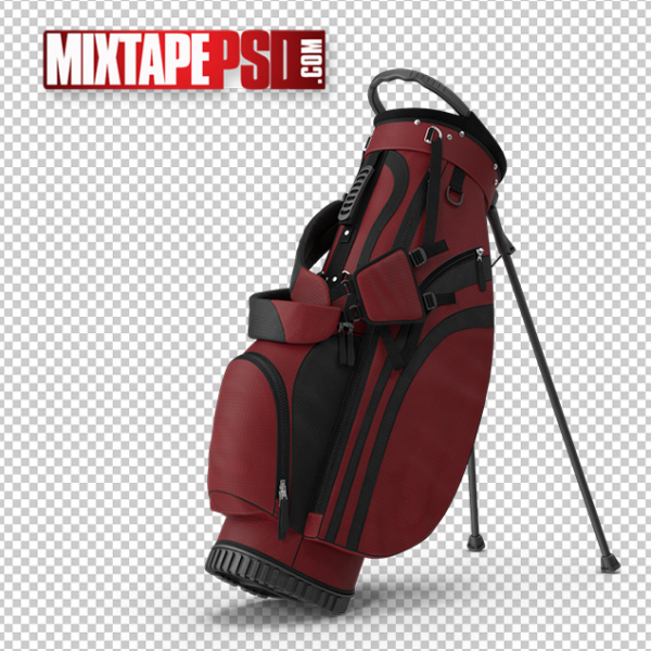 HD Golf Bag, PNG Images, Free PNG Images, Png Images Free, PNG Images with Transparent Background, png transparent images, png images gallery, background png images, png background images, images png, free png images download, royalty free ping images