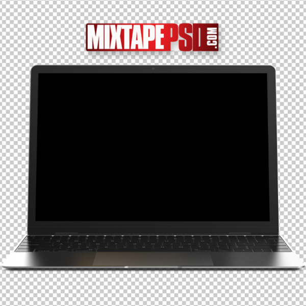 HD MacBook Transparent Background