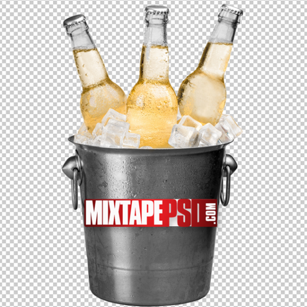 HD 3 Cold Beers Ice Bucket PNG, PNG Images, Free PNG Images, Png Images Free, PNG Images with Transparent Background, png transparent images, png images gallery, background png images, png background images, images png, free png images download, royalty free ping images
