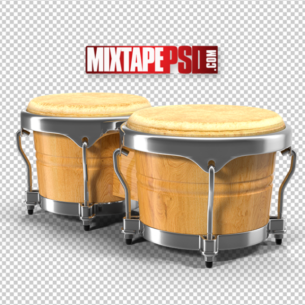 HD Bongo Drums, PNG Images, Free PNG Images, Png Images Free, PNG Images with Transparent Background, png transparent images, png images gallery, background png images, png background images, images png, free png images download, royalty free ping images