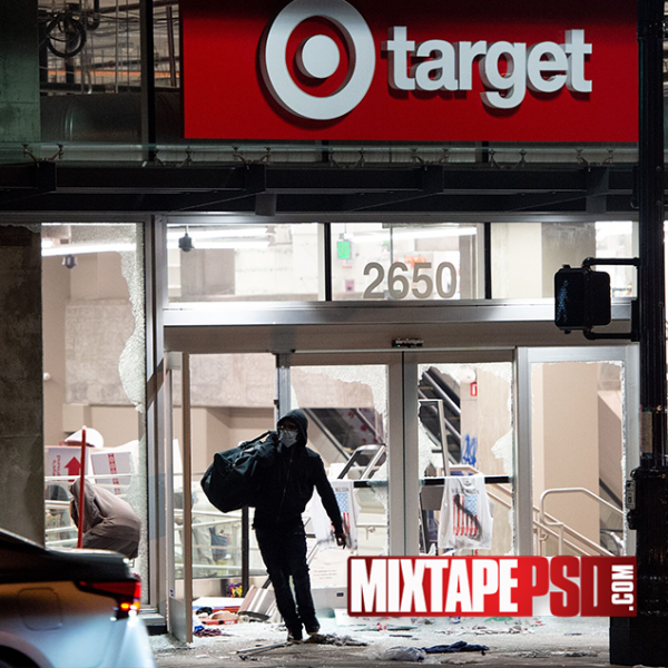 Minneapolis Riot Stealing from Target Background, Backgrounds, Desktop backgrounds, , cool Backgrounds, Mixtape Backgrounds, aesthetic backgrounds, computer backgrounds, colorful backgrounds, hd backgrounds, google backgrounds, flyer backgrounds