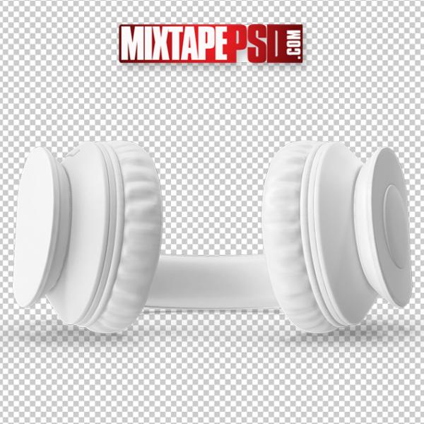 HD Monochrome Headphones 2