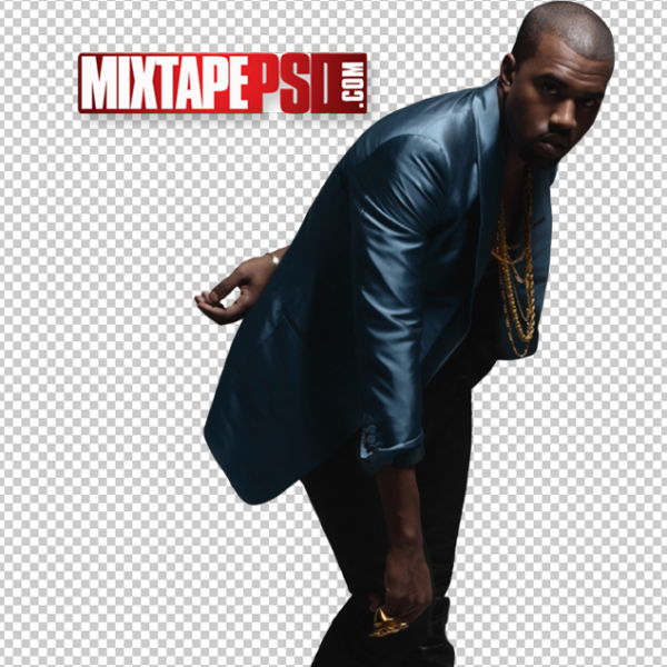 Kanye West Cut PNG 2