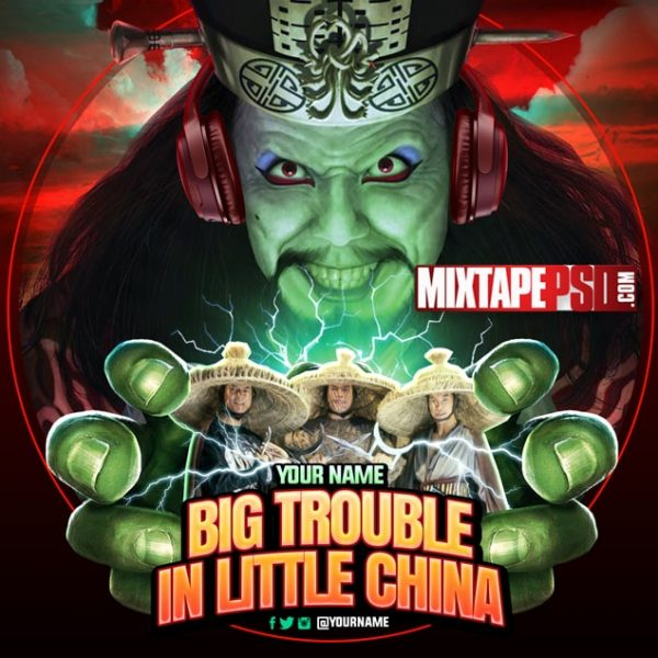 Mixtape Template Big Trouble in Little China, Mixtape PSD Free, Album Covers, Graphic Design, Graphic Designer, How to Make a Mixtape Cover, Mixtape, Mixtape cover Maker, Mixtape Cover Templates, Mixtape Covers, Mixtape Designer, Mixtape Designs, Mixtape PSD, Mixtape Templates, Mixtapepsd, Mixtapes, Premade Mixtape Covers, Premade Single Covers, PSD Mixtape,, free mixtape cover psd template