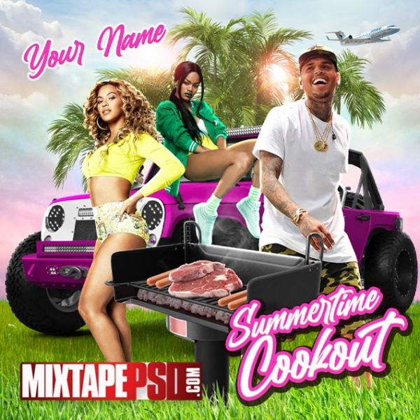 Mixtape Cover Template Summertime Cook Out, Album Covers, Graphic Design, Graphic Designer, How to Make a Mixtape Cover, Mixtape, Mixtape cover Maker, Mixtape Cover Templates, Mixtape Covers, Mixtape Designer, Mixtape Designs, Mixtape PSD, Mixtape Templates, Mixtapepsd, Mixtapes, Premade Mixtape Covers, Premade Single Covers, PSD Mixtape,, free mixtape cover psd templates