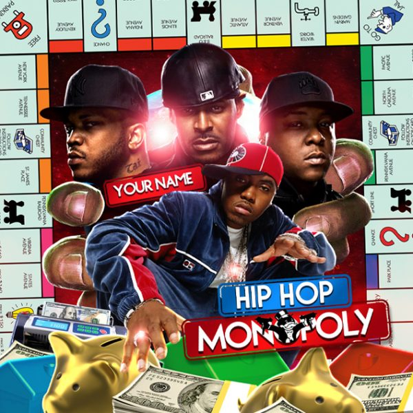 Mixtape Cover Template Hip Hop Monopoly, Mixtape PSD Free, Album Covers, Graphic Design, Graphic Designer, How to Make a Mixtape Cover, Mixtape, Mixtape cover Maker, Mixtape Cover Templates, Mixtape Covers, Mixtape Designer, Mixtape Designs, Mixtape PSD, Mixtape Templates, Mixtapepsd, Mixtapes, Premade Mixtape Covers, Premade Single Covers, PSD Mixtape, free mixtape cover psd templates