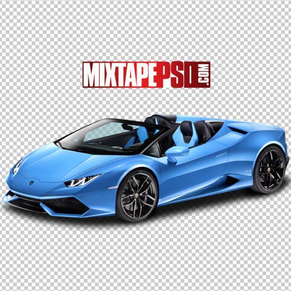 HD Convertible Lamborghini