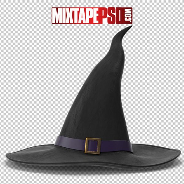 HD Halloween Witch Hat