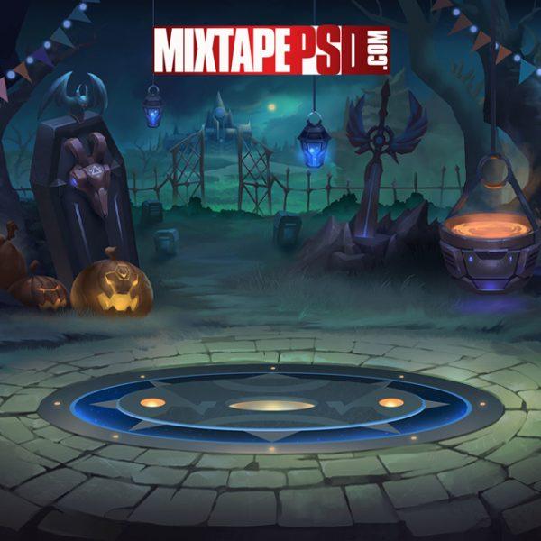 Halloween background 5