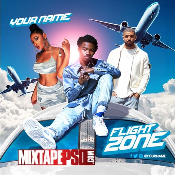 Mixtape Template Flight Zone 11, Album Covers, Graphic Design, Graphic Designer, How to Make a Mixtape Cover, Mixtape, Mixtape cover Maker, Mixtape Cover Templates, Mixtape Covers, Mixtape Designer, Mixtape Designs, Mixtape PSD, Mixtape Templates, Mixtapepsd, Mixtapes, Premade Mixtape Covers, Premade Single Covers, PSD Mixtape, free mixtape cover psd templates