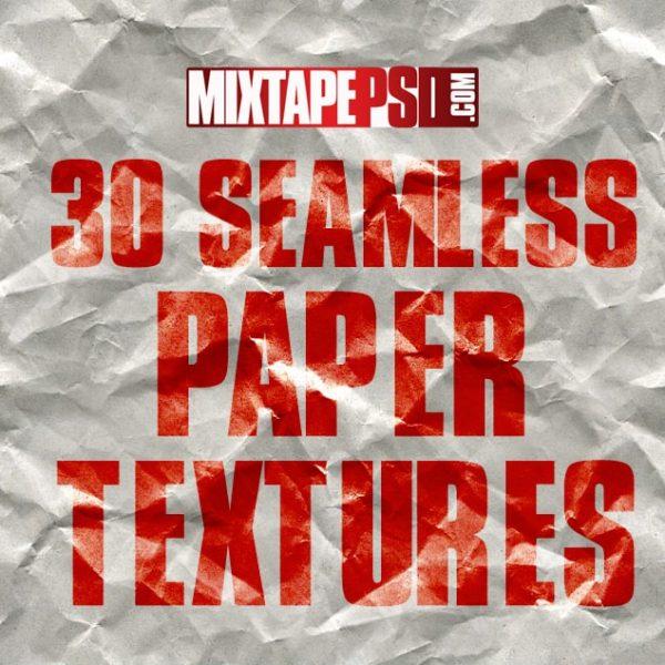 30 Seamless Paper Textures