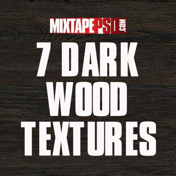7 Dark Wood Textures