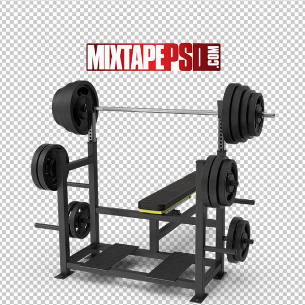HD Weight Bench