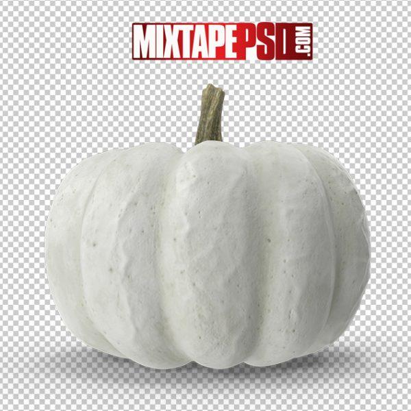 HD White Pumpkin