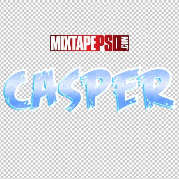 Halloween Casper Text Effect