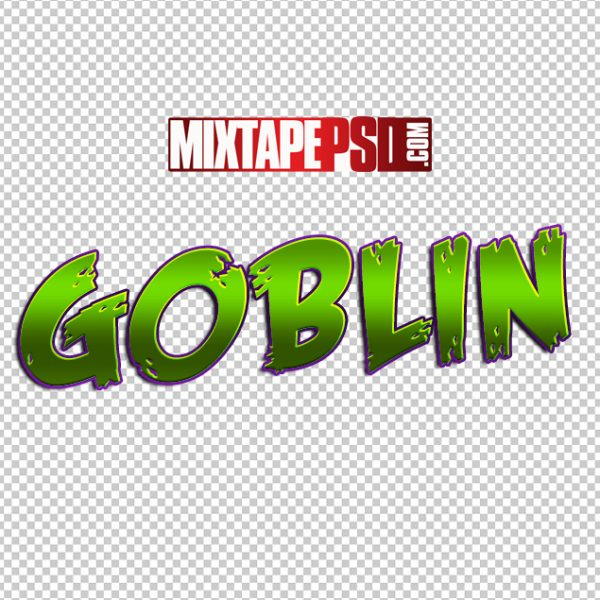 Halloween Goblin Text Effect