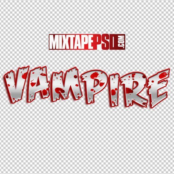 Halloween Vampire Text Effect