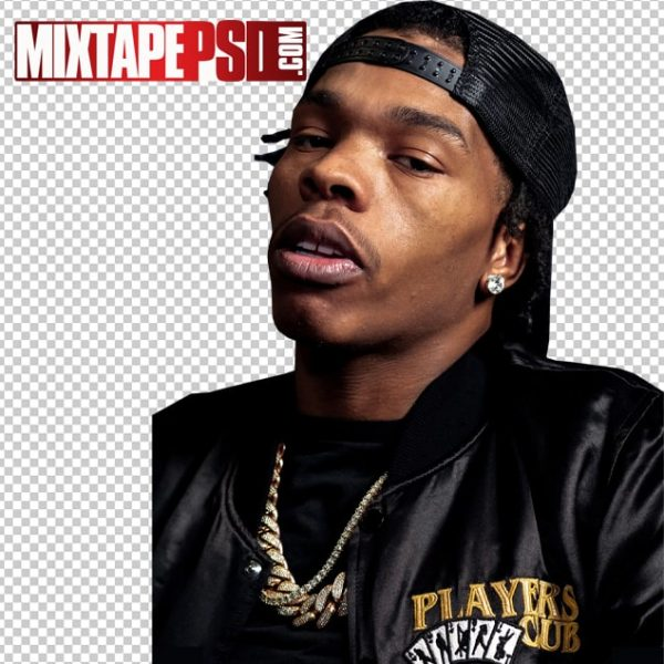 Lil Baby Cut PNG 9