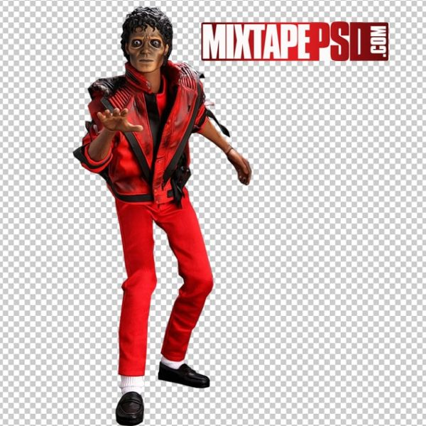 Michael Jackson Thriller PNG