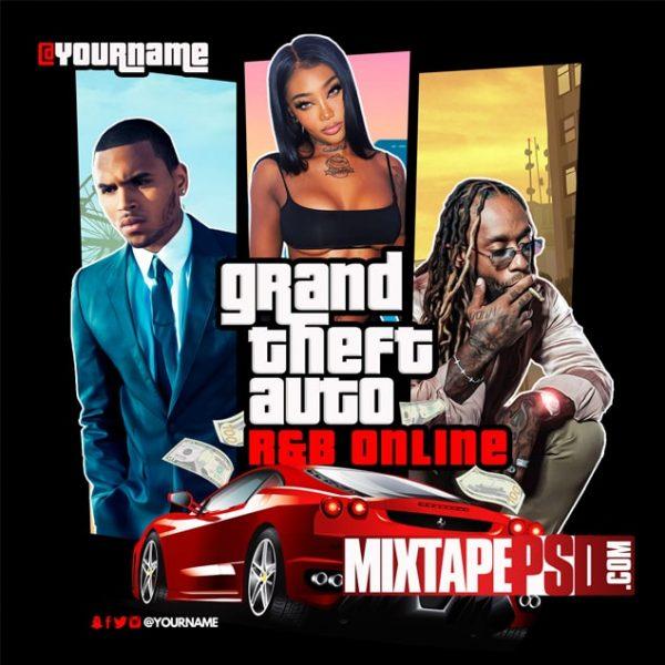 Mixtape Template Grand Theft Auto R&B, Album Covers, Graphic Design, Graphic Designer, How to Make a Mixtape Cover, Mixtape, Mixtape cover Maker, Mixtape Cover Templates, Mixtape Covers, Mixtape Designer, Mixtape Designs, Mixtape PSD, Mixtape Templates, Mixtapepsd, Mixtapes, Premade Mixtape Covers, Premade Single Covers, PSD Mixtape,