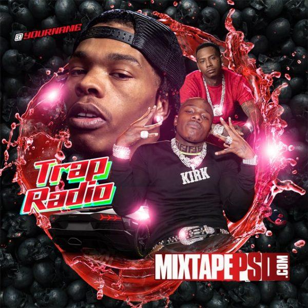 Mixtape Cover Template Trap Radio 11, Album Covers, Graphic Design, Graphic Designer, How to Make a Mixtape Cover, Mixtape, Mixtape cover Maker, Mixtape Cover Templates, Mixtape Covers, Mixtape Designer, Mixtape Designs, Mixtape PSD, Mixtape Templates, Mixtapepsd, Mixtapes, Premade Mixtape Covers, Premade Single Covers, PSD Mixtape, free mixtape cover psd templates